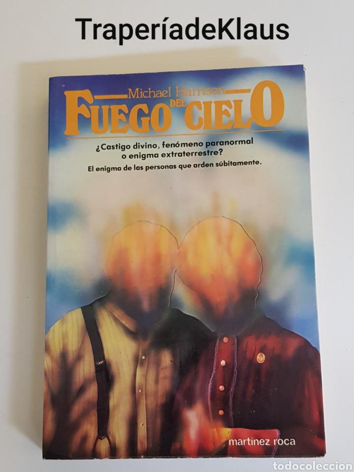 FUEGO DEL CIELO - MICHAEL HARRISON - TDK109 (Libros de Segunda Mano - Parapsicología y Esoterismo - Otros)