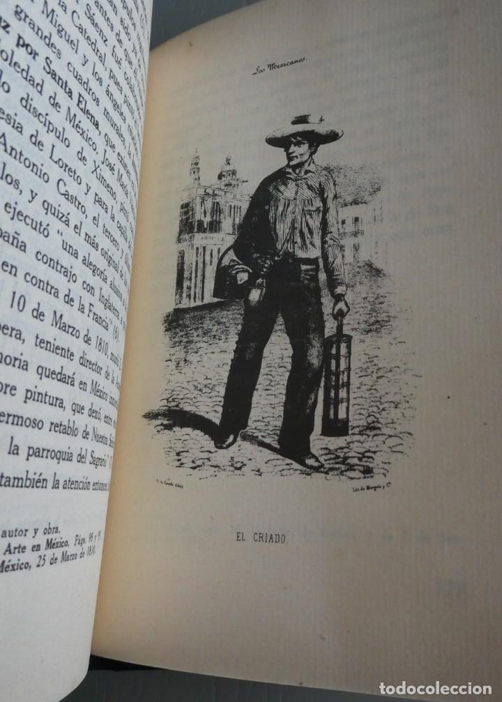 Libros de segunda mano: La vida de México en 1810. Luis González Obregón. Editorial Stylo México 1943.Ilustrado.Encuadernado - Foto 5 - 195340223