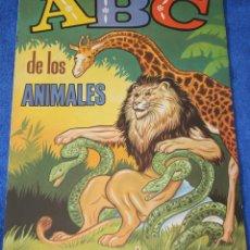 Libros de segunda mano: ABC DE LOS ANIMALES - EDICIONES BOGA (1970) ¡IMPECABLE!. Lote 195340416