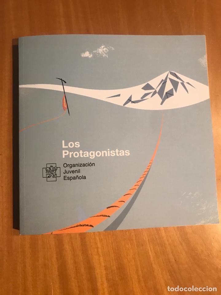 Libros de segunda mano: Estuche 3 libros OJE 50 aniversario.Los protagonistas, La Historia y El Verso. - Foto 2 - 195343053