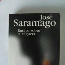 Libros de segunda mano: ENSAYO SOBRE LA CEGUERA. Lote 195343763