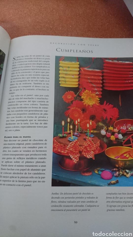 Libros de segunda mano: El libro de las velas - Foto 4 - 195344261