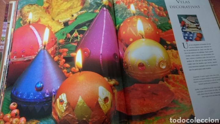 Libros de segunda mano: El libro de las velas - Foto 5 - 195344261