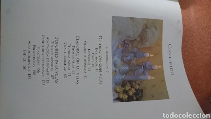 Libros de segunda mano: El libro de las velas - Foto 6 - 195344261