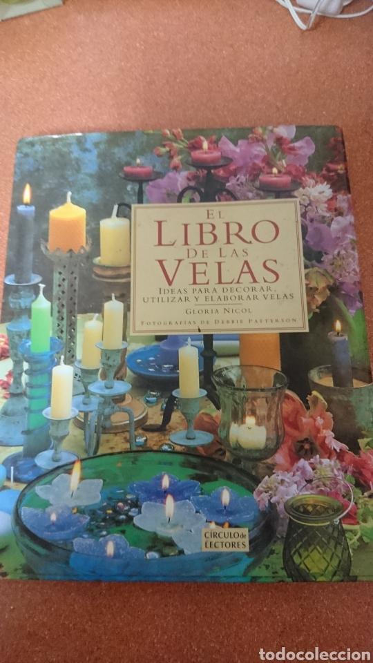 EL LIBRO DE LAS VELAS (Libros de Segunda Mano - Bellas artes, ocio y coleccionismo - Otros)