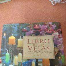 Libros de segunda mano: EL LIBRO DE LAS VELAS. Lote 195344261