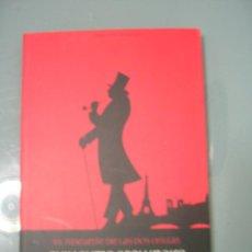 Libros de segunda mano: EL PASEANTE DE LAS DOS ORILLAS - APOLLINAIRE. Lote 195344598