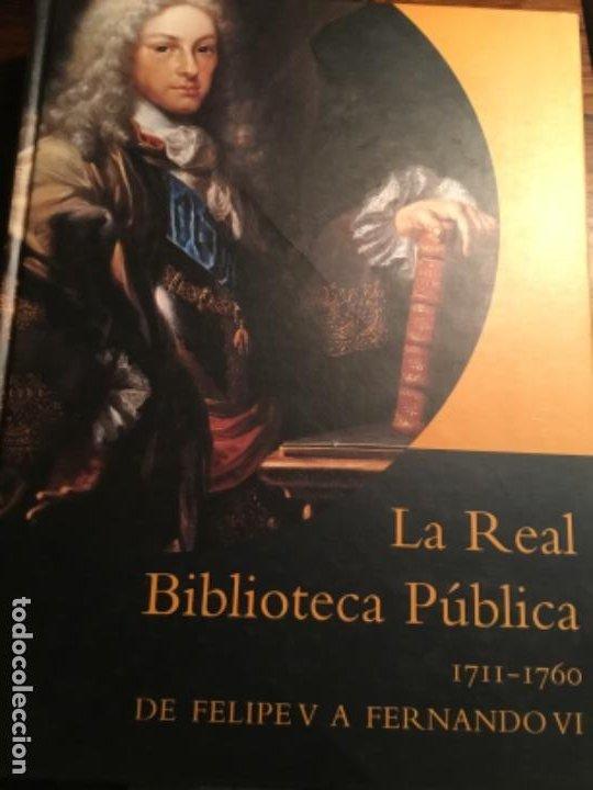 LA ÁREA LA BIBLIOTECA PUBLICA 1711-1760 (Libros de Segunda Mano - Bellas artes, ocio y coleccionismo - Otros)