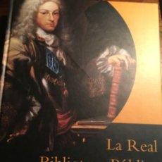 Libros de segunda mano: LA ÁREA LA BIBLIOTECA PUBLICA 1711-1760. Lote 195345153