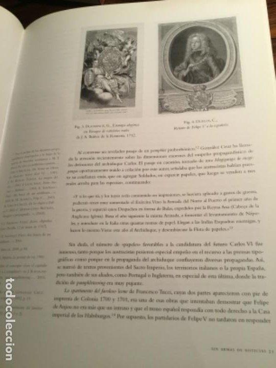 Libros de segunda mano: La área la Biblioteca Publica 1711-1760 - Foto 3 - 195345153