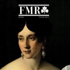 Libros de segunda mano: FMR. ARTE. EDICION ESPAÑOLA. Nº 45. DICIEMBRE 1998. FRANCO MARIA RICCI. COMO NUEVO.. Lote 195345660