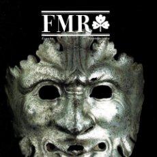 Libros de segunda mano: FMR. ARTE. EDICION ESPAÑOLA. Nº 44. OCTUBRE 1998. FRANCO MARIA RICCI. COMO NUEVO.. Lote 195345666