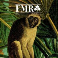 Libros de segunda mano: FMR. ARTE. EDICION ESPAÑOLA. Nº 42. JUNIO 1998. FRANCO MARIA RICCI. COMO NUEVO.. Lote 195345688