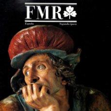 Libros de segunda mano: FMR. ARTE. EDICION ESPAÑOLA. Nº 40. FEBRERO 1998. FRANCO MARIA RICCI. COMO NUEVO.. Lote 195345695