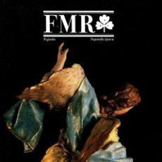 Libros de segunda mano: FMR. ARTE. EDICION ESPAÑOLA. Nº 39. DICIEMBRE 1997. FRANCO MARIA RICCI. COMO NUEVO.. Lote 195345697