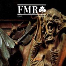 Libros de segunda mano: FMR. ARTE. EDICION ESPAÑOLA. Nº 37. SETIEMBRE 1997. FRANCO MARIA RICCI. COMO NUEVO.. Lote 195345703