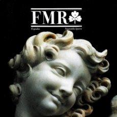 Libros de segunda mano: FMR. ARTE. EDICION ESPAÑOLA. Nº 33. DICIEMBRE 1996. FRANCO MARIA RICCI. COMO NUEVO.. Lote 195345726