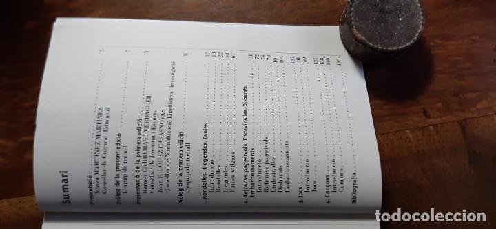Libros de segunda mano: Folklore menorqui. Un recull per a les primeres edats.Consell de Menorca. 2005 - Foto 3 - 195353386