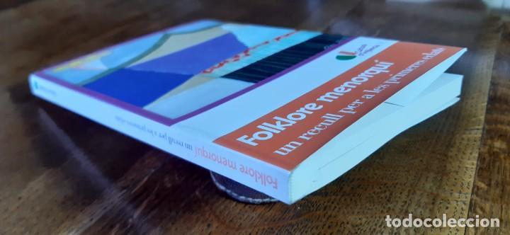 Libros de segunda mano: Folklore menorqui. Un recull per a les primeres edats.Consell de Menorca. 2005 - Foto 5 - 195353386