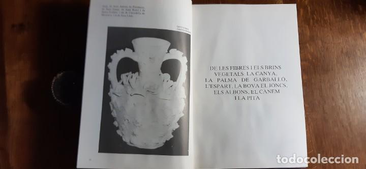 Libros de segunda mano: Introduccio a lartesania de les Illes Balears.Gabriel Janer Manila. Palma de Mallorca 1986 - Foto 3 - 195353440