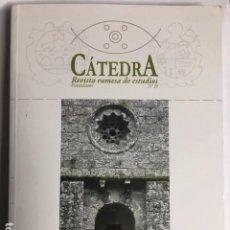 Libros de segunda mano: CÁTEDRA. REVISTA EUMESA DE ESTUDIOS. PONTEDEUME. Nº 26. Lote 195355007