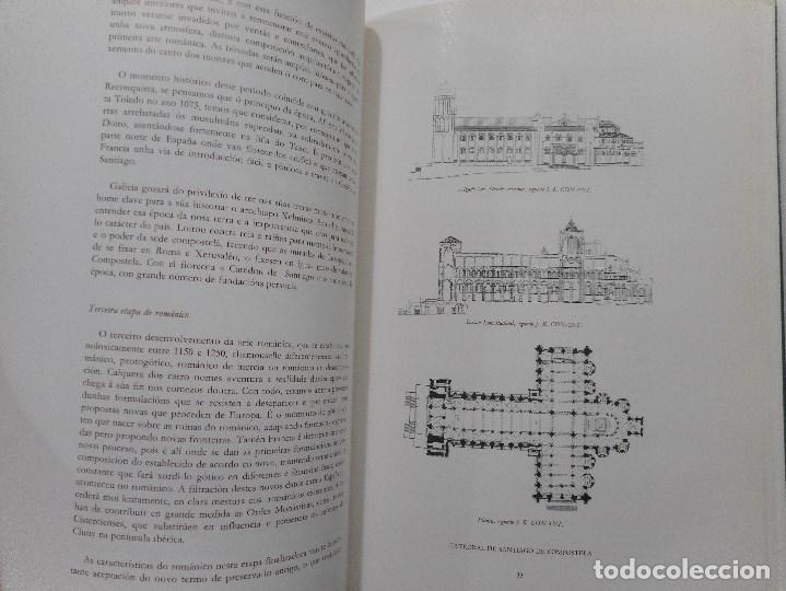 Libros de segunda mano: Itinerario escolar polas igrexas románicas de Vigo (Gallego) Y98952T - Foto 2 - 195363068