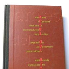 Libros de segunda mano: ANTES DEL ARTE CONSORCI DE MUSEUS DE LA COMUNITAT VALENCIANA 1996 . . . ARTE SEGUNDA MITAD SIGLO XX. Lote 195365002