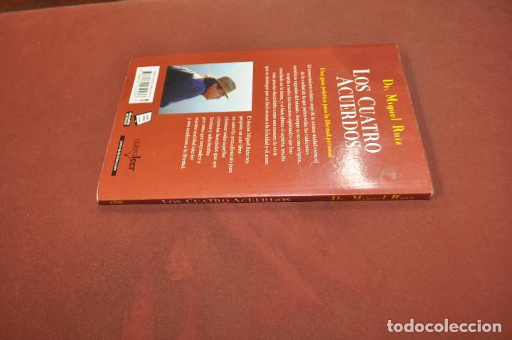 Libros de segunda mano: los cuatro acuerdos - dr. miguel ruiz - urano - APB - Foto 2 - 195366000