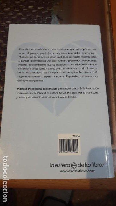 Libros de segunda mano: Mujeres malqueridas, Mariela Michelena - Foto 2 - 195366353
