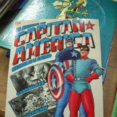 Libros de segunda mano: LAS AVENTURAS DEL CAPITÁN AMÉRICA, CENTINELA DE LA LIBERTAD. CO-52. Lote 195366591