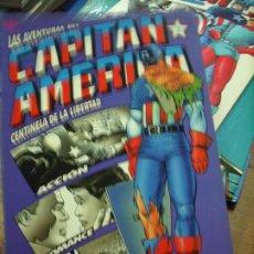 Libros de segunda mano: LAS AVENTURAS DEL CAPITÁN AMÉRICA CENTINELA DE LA LIBERTAD, CAMPO DE BATALLA: PARÍS. CO-53. Lote 195366702