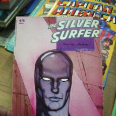 Libros de segunda mano: THE SILVER SURFER, STAN LEE, MOEBIUS. CO-56. Lote 195367121