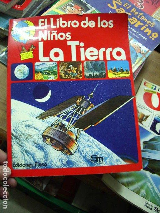 EL LIBRO DE LOS NIÑOS, LA TIERRA, LISA WATTS Y JENNY TYLER. CO-63 (Libros de Segunda Mano - Literatura Infantil y Juvenil - Otros)