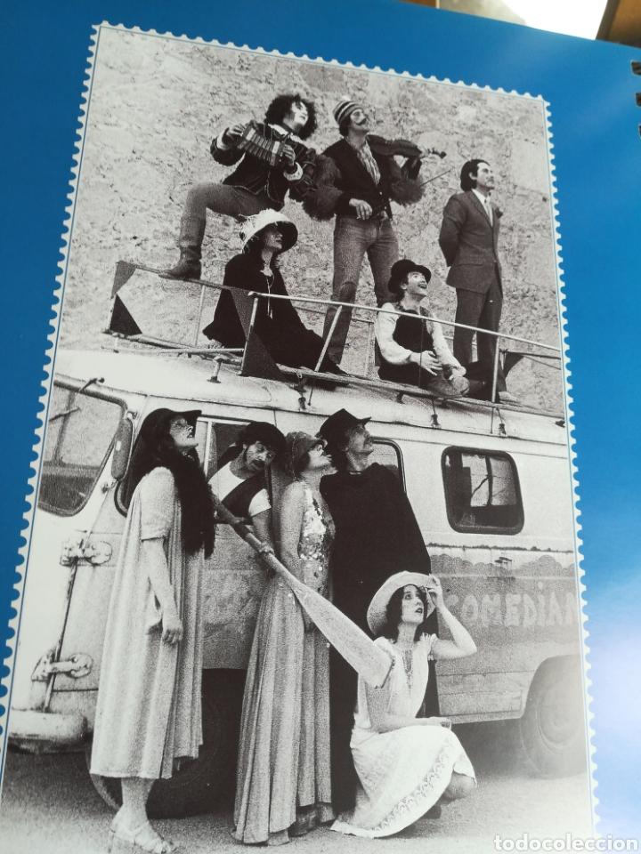 Libros de segunda mano: Comediantes agenda perpetua Instituto del teatro Primera edición 27x22 ilustraciones - Foto 3 - 195369487