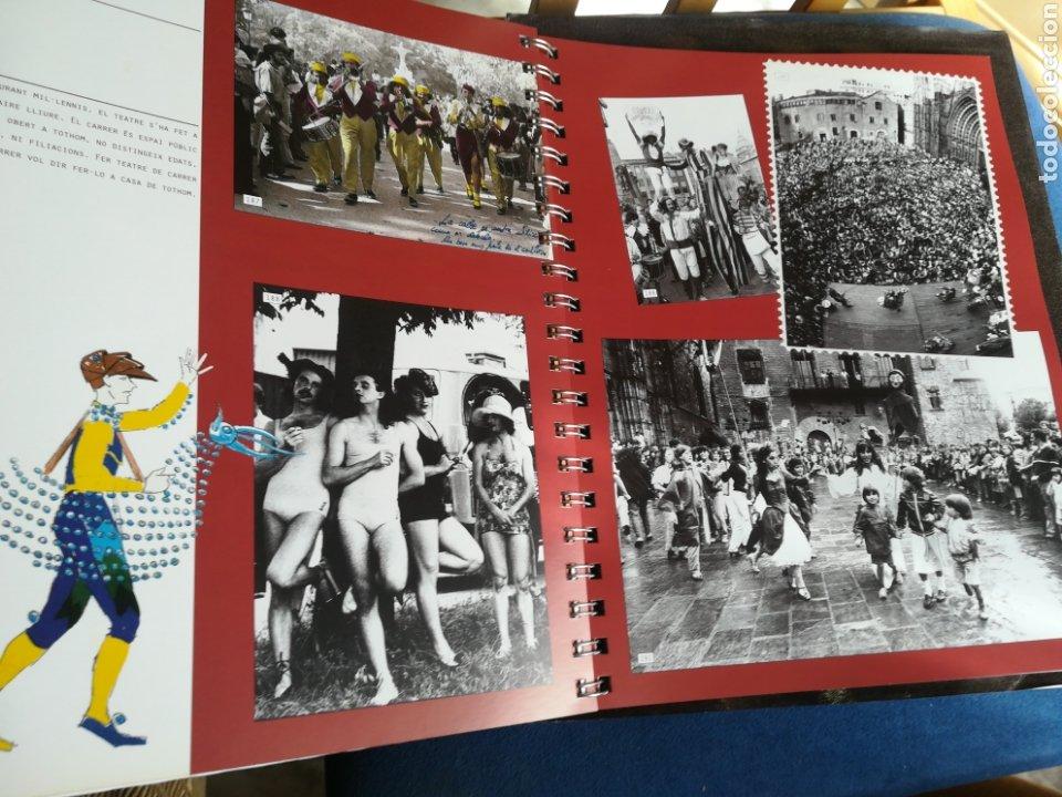 Libros de segunda mano: Comediantes agenda perpetua Instituto del teatro Primera edición 27x22 ilustraciones - Foto 5 - 195369487