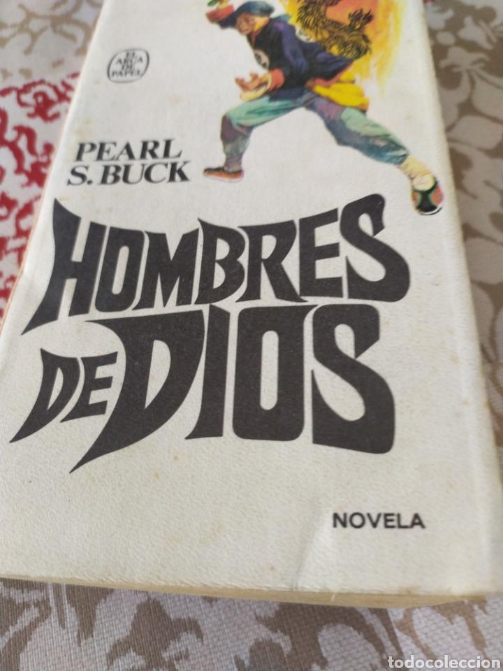 HOMBRES DE DIOS (Libros de Segunda Mano (posteriores a 1936) - Literatura - Otros)