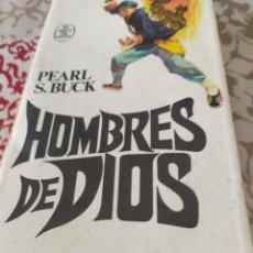 Libros de segunda mano: HOMBRES DE DIOS. Lote 195372601