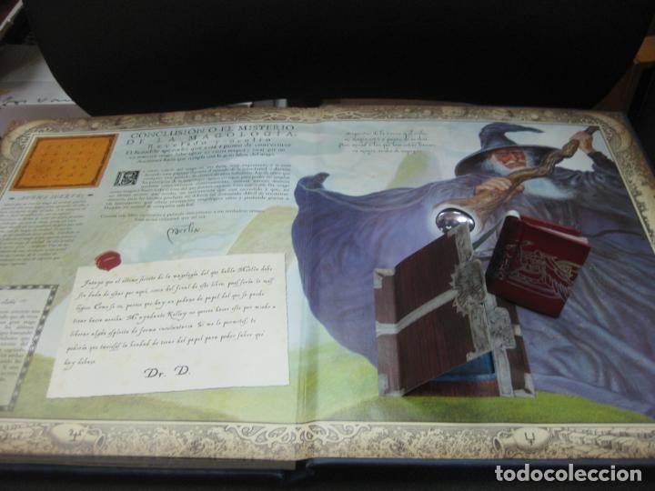 Libros de segunda mano: TRATADO DE MAGIA. EL LIBRO DE LOS SECRETOS DE MERLIN.EDITORIAL MONTENA. - Foto 2 - 195376081