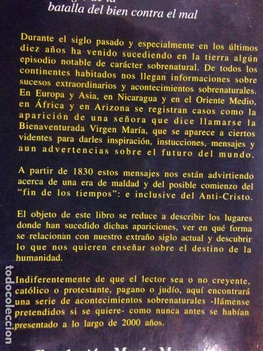 Libros de segunda mano: LA HORA FINAL. EL SIGLO DE LA BATALLA DEL BIEN CONTRA EL MAL / MICHAEL H. BROWN / 2000. - Foto 5 - 195376152