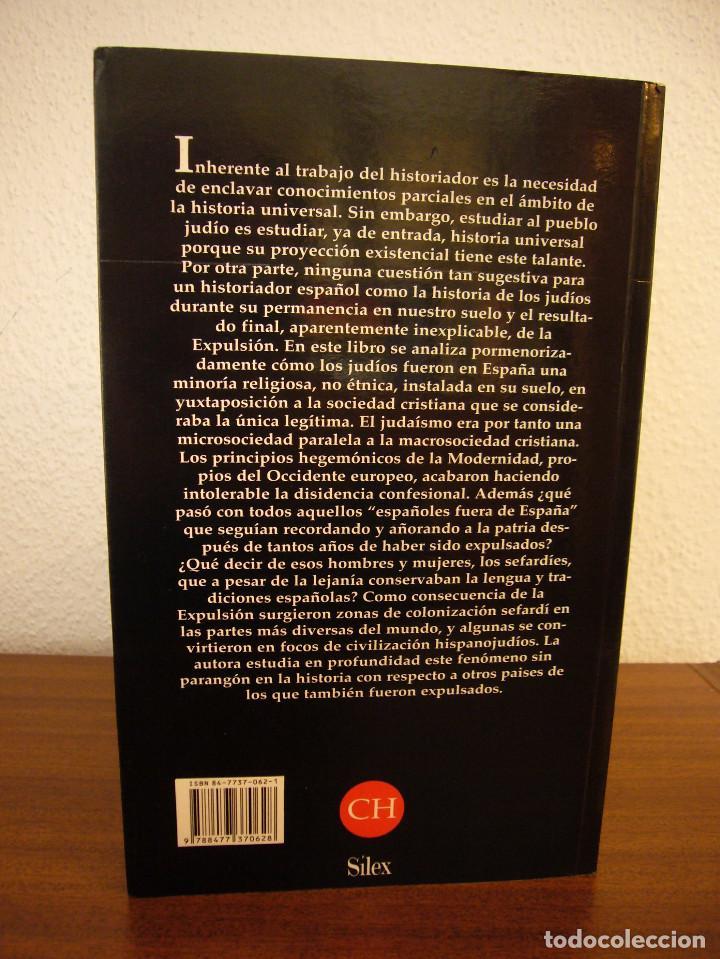 Libros de segunda mano: SEFARAD. LOS JUDÍOS DE ESPAÑA (SÍLEX, 1997) MARÍA ANTONIA BEL BRAVO. EXCELENTE ESTADO. - Foto 3 - 195376855