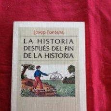 Libros de segunda mano: HISTORIA. Lote 195377268