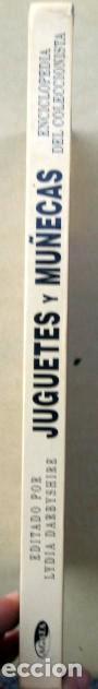 Libros de segunda mano: Juguetes Y Muñecas, Enciclopedia Del Coleccionista, de Lydia Darbyshire - Foto 2 - 194567611