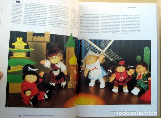 Libros de segunda mano: Juguetes Y Muñecas, Enciclopedia Del Coleccionista, de Lydia Darbyshire - Foto 3 - 194567611