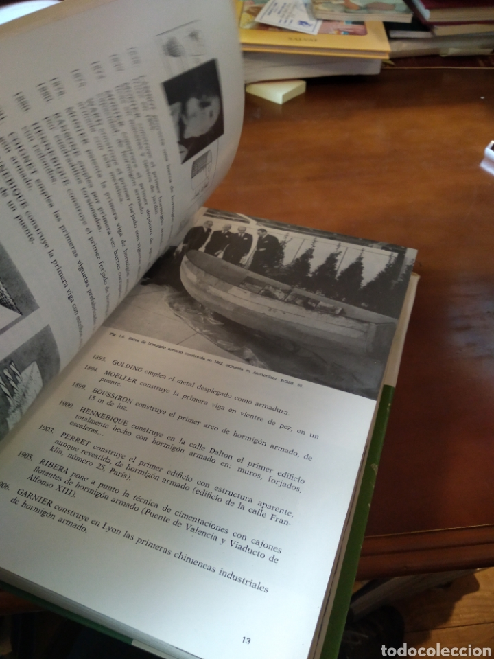 Libros de segunda mano: CONSTRUCCIÓN. HORMIGONERIA. FERNANDO CASSINELLO PÉREZ - Foto 8 - 195382060
