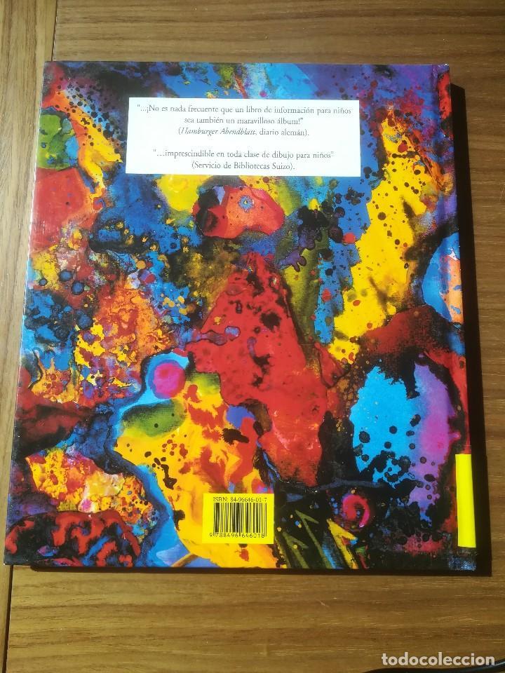 Libros de segunda mano: LA VERDADERA HISTORIA DE LOS COLORES PARA NIÑOS AMANTES DE LA PINTURA EVA HELLER ED. LOGUEZ 2006 - Foto 2 - 195383703
