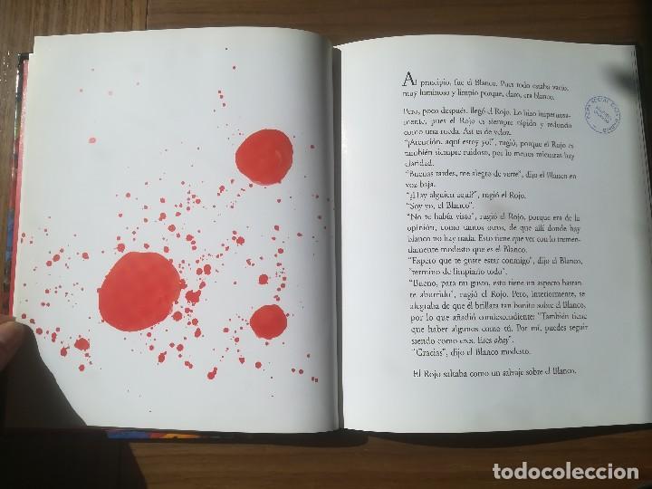 Libros de segunda mano: LA VERDADERA HISTORIA DE LOS COLORES PARA NIÑOS AMANTES DE LA PINTURA EVA HELLER ED. LOGUEZ 2006 - Foto 3 - 195383703