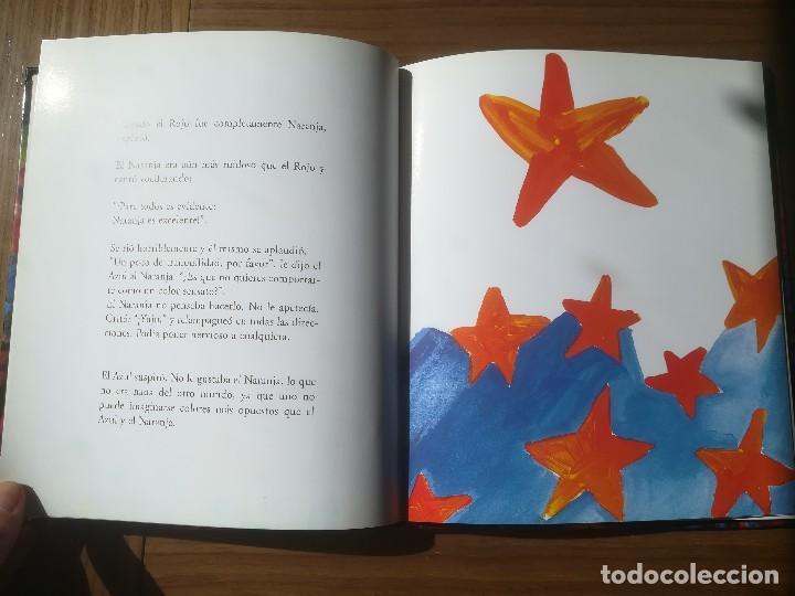 Libros de segunda mano: LA VERDADERA HISTORIA DE LOS COLORES PARA NIÑOS AMANTES DE LA PINTURA EVA HELLER ED. LOGUEZ 2006 - Foto 4 - 195383703