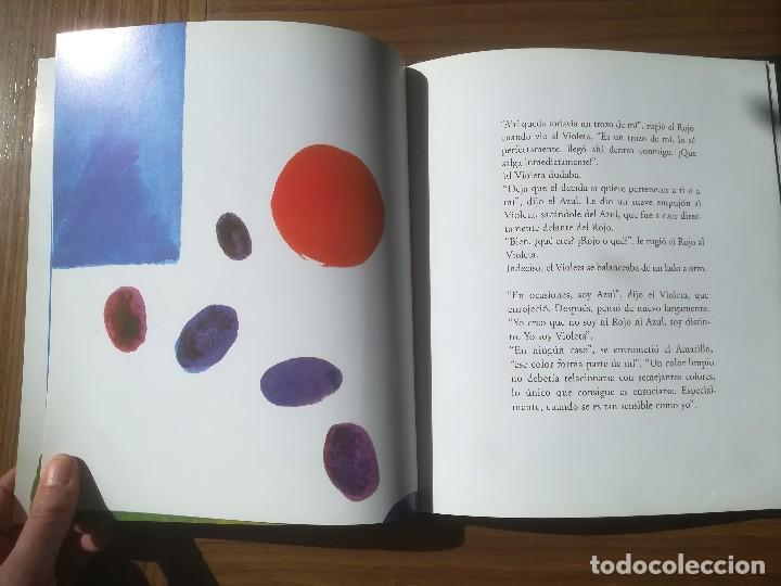 Libros de segunda mano: LA VERDADERA HISTORIA DE LOS COLORES PARA NIÑOS AMANTES DE LA PINTURA EVA HELLER ED. LOGUEZ 2006 - Foto 5 - 195383703