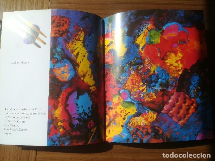 Libros de segunda mano: LA VERDADERA HISTORIA DE LOS COLORES PARA NIÑOS AMANTES DE LA PINTURA EVA HELLER ED. LOGUEZ 2006 - Foto 6 - 195383703