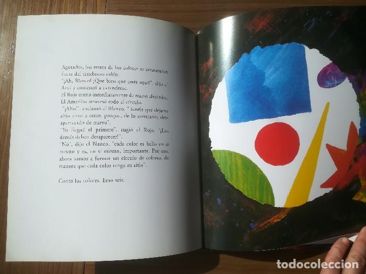 Libros de segunda mano: LA VERDADERA HISTORIA DE LOS COLORES PARA NIÑOS AMANTES DE LA PINTURA EVA HELLER ED. LOGUEZ 2006 - Foto 7 - 195383703